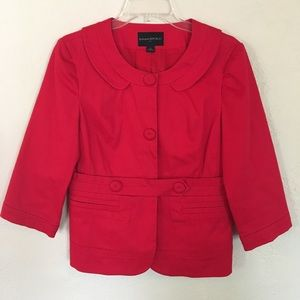 Trendy Banana Republic blazer. Women's size medium